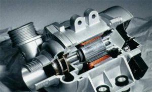 BMW యొక్క ఎలక్ట్రానిక్ వాటర్ పంప్ చాలా ప్రయోజనాలను కలిగి ఉంది మరియు ఇంధనాన్ని ఆదా చేస్తుంది